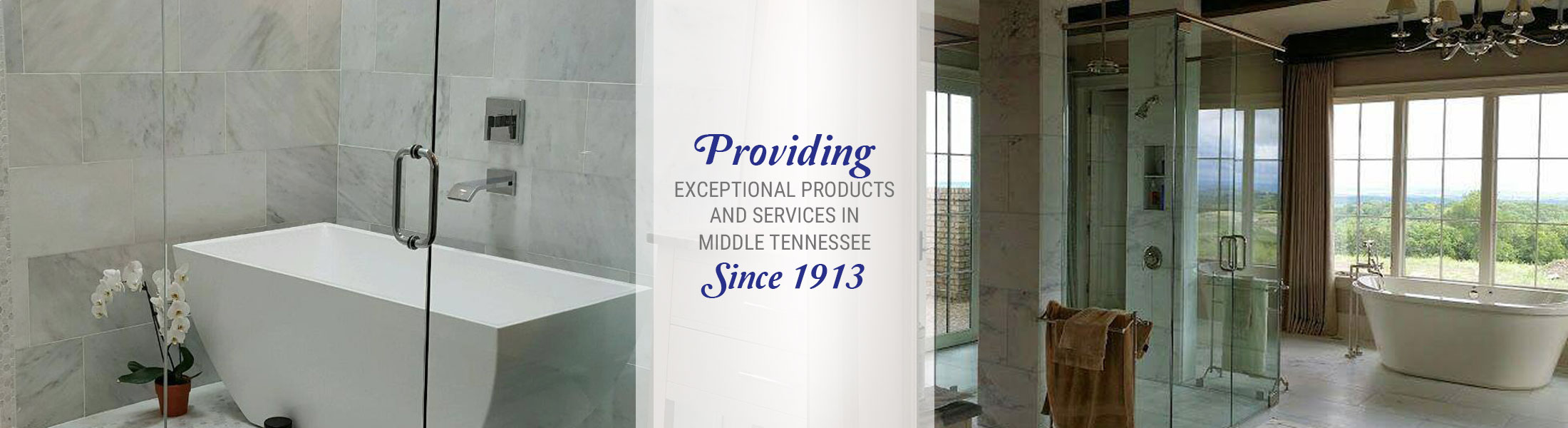 Providing exceptional products and services in Middle Tennessee sing 1913.